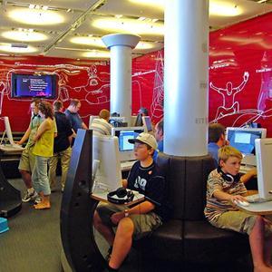 Интернет-кафе Сарманово