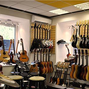Музыкальные магазины Сарманово
