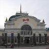 Железнодорожные вокзалы в Сарманово