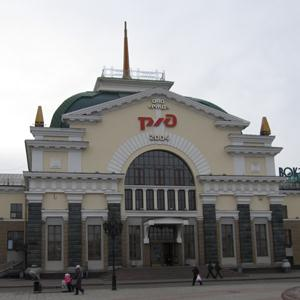 Железнодорожные вокзалы Сарманово